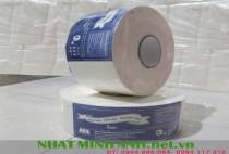 Giấy vệ sinh cuộn lớn 600g