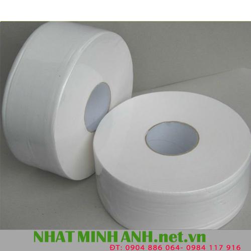 Giấy vệ sinh cuộn lớn giá rẻ