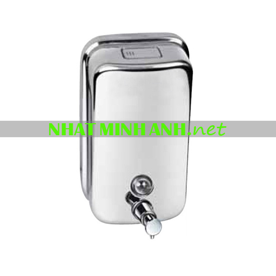 Hộp đựng nước rửa tay inox bóng 500ml ( YG-500)