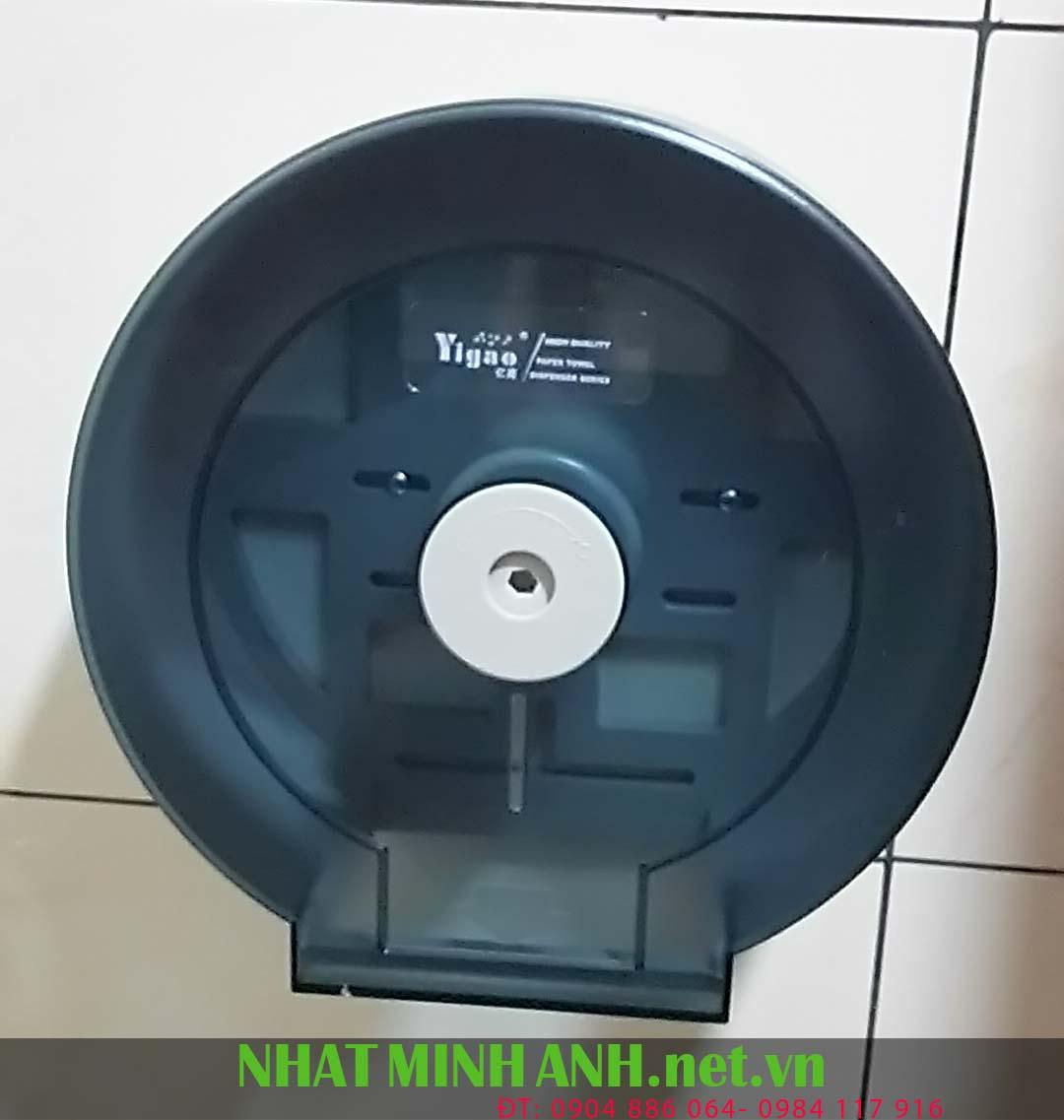 Hộp đựng giấy vệ sinh cuộn lớn nhựa ABS B618