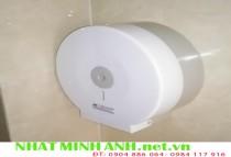 Hộp đựng giấy vệ sinh cuộn lớn nhựa ABS A628