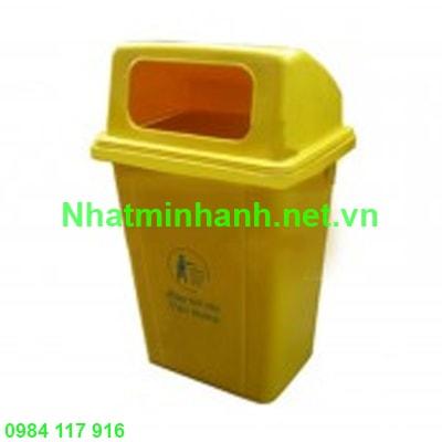 Thùng đựng rác y tế