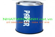 Thùng rác inox A48-B