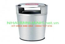 Thùng rác inox A48-D