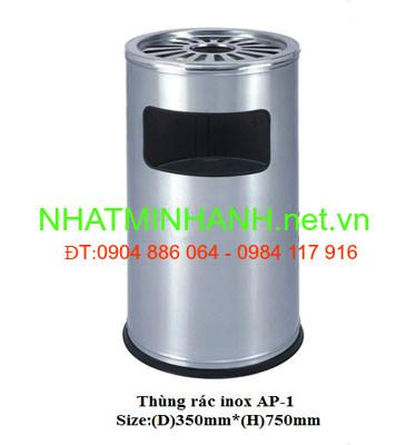 Thùng rác inox AP-1