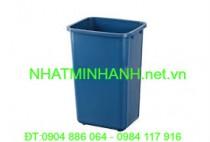 Thùng rác nhựa 30L-B