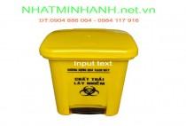 Thùng rác nhựa y tế 15L