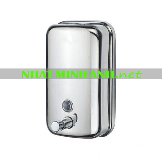 Hộp đựng nước rửa tay inox xước YG500S 500ml