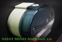 Hộp đựng giấy vệ sinh cuộn lớn nhựa ABS B519