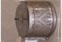 Hộp đựng giấy vệ sinh cuộn lớn inox CK723