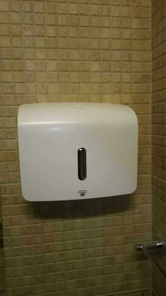 Hộp đựng giấy lau tay cao cấp nhựa ABS SVAVO PL-151060