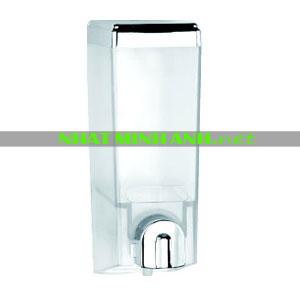 Hộp đựng nước rửa tay 250ml nhựa ABS mạ crom 131SK