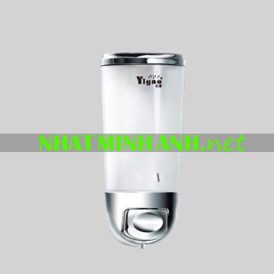 Hộp đựng nước rửa tay 400ml nhựa ABS mạ crom 161SK