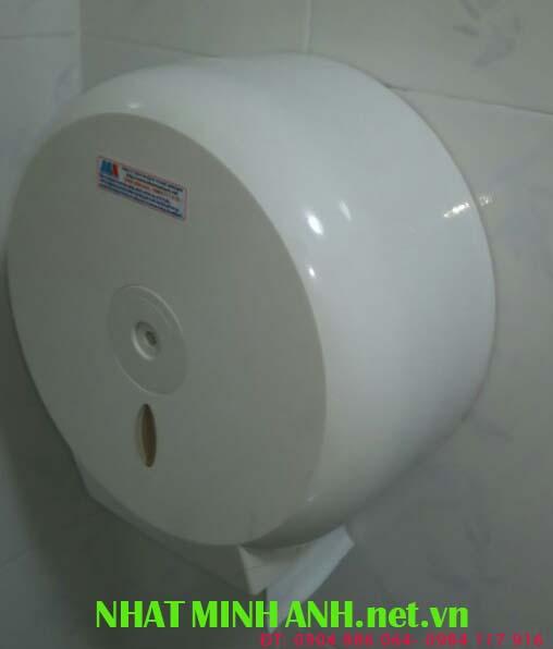 Hộp đựng giấy vệ sinh cuộn lớn nhựa ABS A608