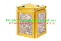 Thùng rác đá hoa cương A11-B
