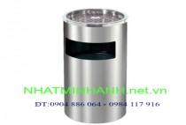 Thùng rác inox A35-A